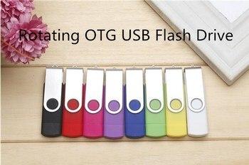 цена на OTG usb flash drive 256g for smartphone tablet PC Mobile storage 64GB 32GB 16GB 128GB pen drive otg usb pendrive micro usb stick