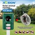 Comprar Aves animais Cães Gatos Repeller Repelente AOSION Solar ultra-sônica (Tenho aranha repeller Ultra-sônica para livre)