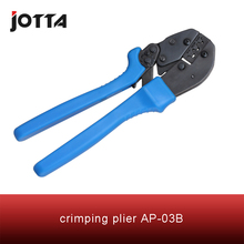 AP-03B crimping tool crimping plier 2 multi tool tools hands New Generation Of Energy Saving Crimping Plier 1pcs vh5 457 new generation of energy saving crimping pliers for coaxial cable