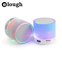 Hoparlor elough speakers center speaker computer music bluetooth wireless portable mini