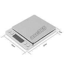 Мини цифровые весы ювелирные весы с ЖК-дисплеем lLab баланс цифровые весы ювелирные изделия кухонные весы 2000 г x 0,1 г