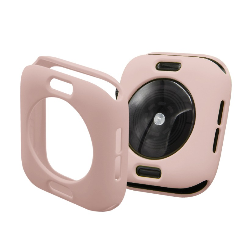 Soft Silicone Case for Apple Watch 58