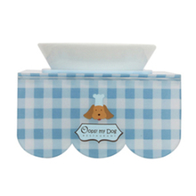 Dog Feeder  Pet Food Mat Bowls for Products Supplies Travel Cute Bowl 50GP011