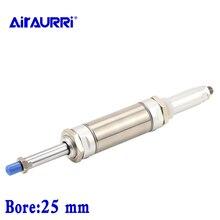 MAJ 25 adjustable cylinder, bore: 25mm, stroke: 25/50/75/100/125/150 / 200-Smm airtac standard cylinder