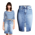 hot sale 2017 new summer vintage washed denim skirt women high waist crotch jeans skirts female girls sexy skirt