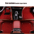 Special Car floor Mats For MiNi COUPE COOPER car accessories car styling Custom carpets
