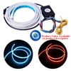 4 7 3 Color Flowing Type DRL Trunk Box Turn Signals Rear Lights LED Strips Car