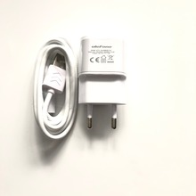 New Ulefone S8 Pro Travel Charger + USB Cable Line For MTK6580 Quad Core 5.3 inch HD 1280x720 Free Shipping