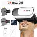 VR Box 2.0 Virtual Reality goggles 3D Glasses Google cardboard Bluetooth Remote Controller for 4.0- 6.0 inch Smrtphones