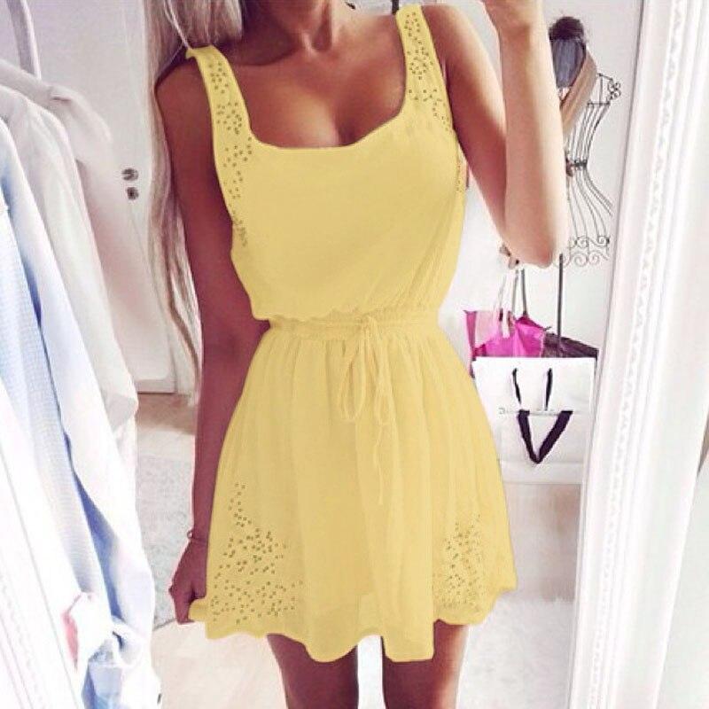 Popular Yellow Casual Dresses-Buy Cheap Yellow Casual Dresses lots ...