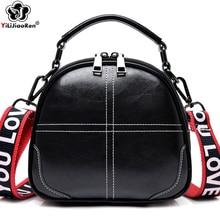 цена на Fashion Genuine Leather Women Handbags Small Ladies Hand Bag COW Leather Women Shoulder Bag Simple Crossbody Bags for Women 2019