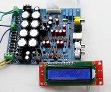 NOVO decodificador DAC decodificador bordo DAC Softwave controle PCM1794 + AK4118 nenhuma Filha USB Cartão