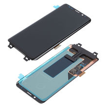 Original AMOLED LCD for SAMSUNG Galaxy S9 Display Touch Screen Digitizer with Frame Replacement LCD 960F Display стоимость