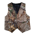 mens tuxedo vests camo wedding groom wear man camouflage formal vest  2017 realtree new custom make free shipping