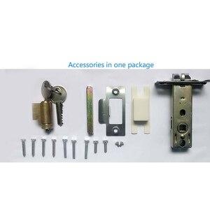 Image 5 - Lachco bluetooth inteligente telefone eletrônico fechadura da porta app controle, código, chaves mecânicas para casa hotel entrada inteligente l16073ap