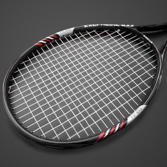 Racchetta da Tennis in Carbonio e Lega di Alluminio 2