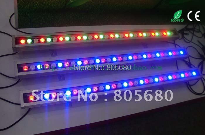 Здесь продается  free shipping 4pcs/lot 36W led wall washer light outdoor led floor wall washer light IP65 epistar led chip 2years warranty  Свет и освещение
