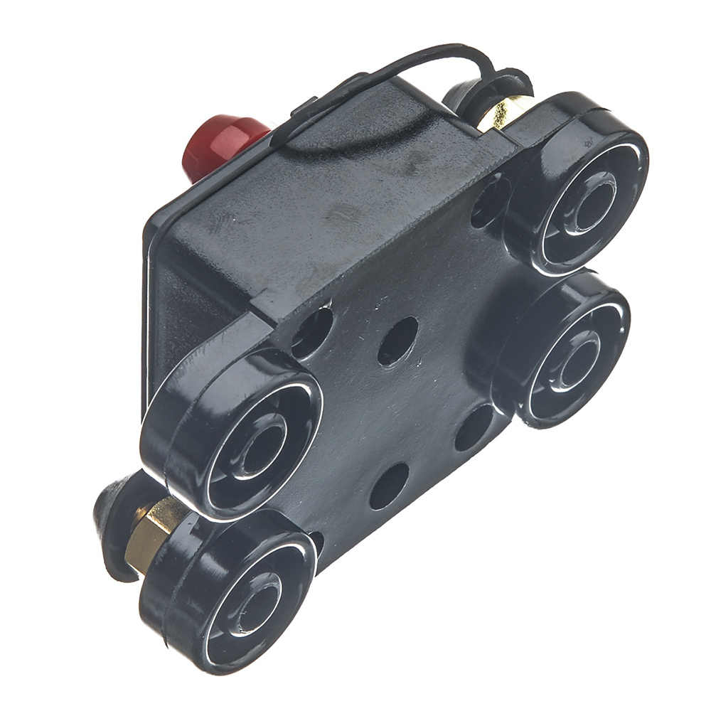 Car 12V 250A Automatic recovery Switching Supplies Power Car Audio Fuse  Circuit Breaker Fuse Holder Insurance Block CY277-CN
