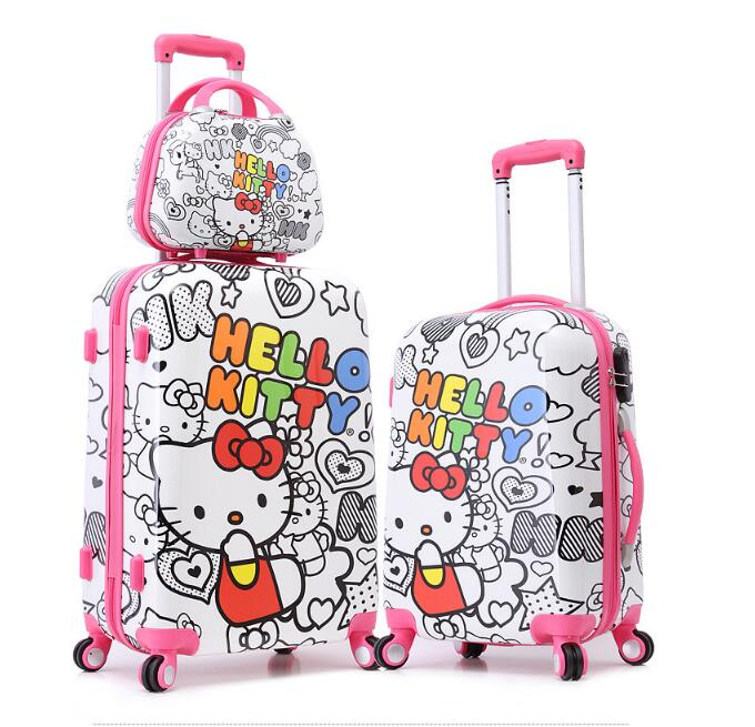 Popular Cute Luggage Set-Buy Cheap Cute Luggage Set lots from ...