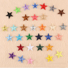 Many Small Stars Repair Badge Patch Embroidered Patches For Clothing Iron On Close Shoes Bags Badges Embroidery DIY
