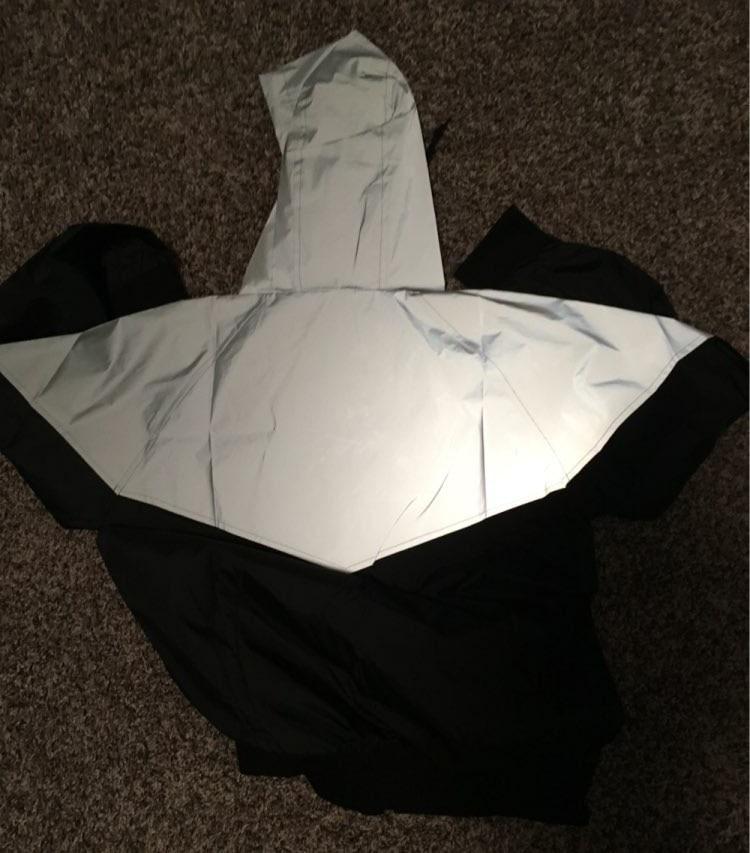 남자 재킷 캐주얼 힙합 반사 자켓 의류 야외 밤 재킷 - 남성 의류 - 사진 5