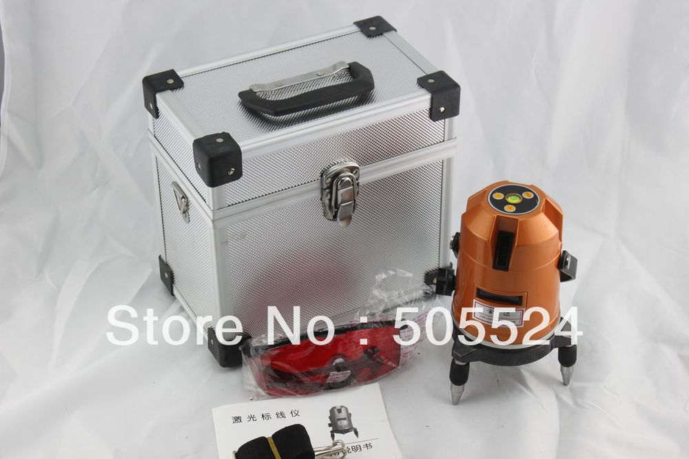 Cross line laser, 1H2V,3lines 1 point ,laser leveler, cross line laser level,laser level horizontal vertical line cross line laser the tool measuring laser leveler 5 lines 1 point 4v1h laser level