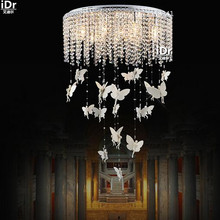 Из светодиодов современный минималистский спальни уютная гостиная ламп ангел освещения потолка огни Rmy-0464