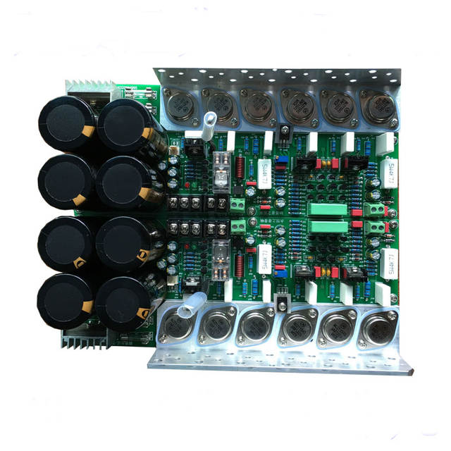 US $349 99  Cloning of Jeff Rowland / HIFI high fidelity high power class A  B AMP rear power amplifier board-in Amplifier from Consumer Electronics on