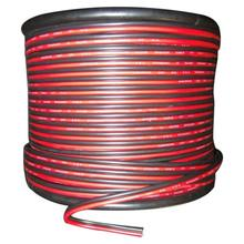 18 Gauge Per 3 Meter Red Black Zip Wire Awg Cable Power Ground Stranded Copper Car