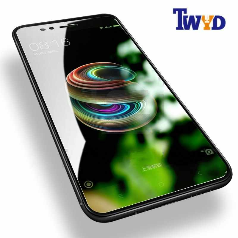 5pcs/Lot Tempered Glass Screen Protector For Xiaomi 8 Mi8 se 6X Mi6X A1 MiA1 5X 5S Plus Redmi 6A 6 S2 Y2 Note 7 5 Pro Film