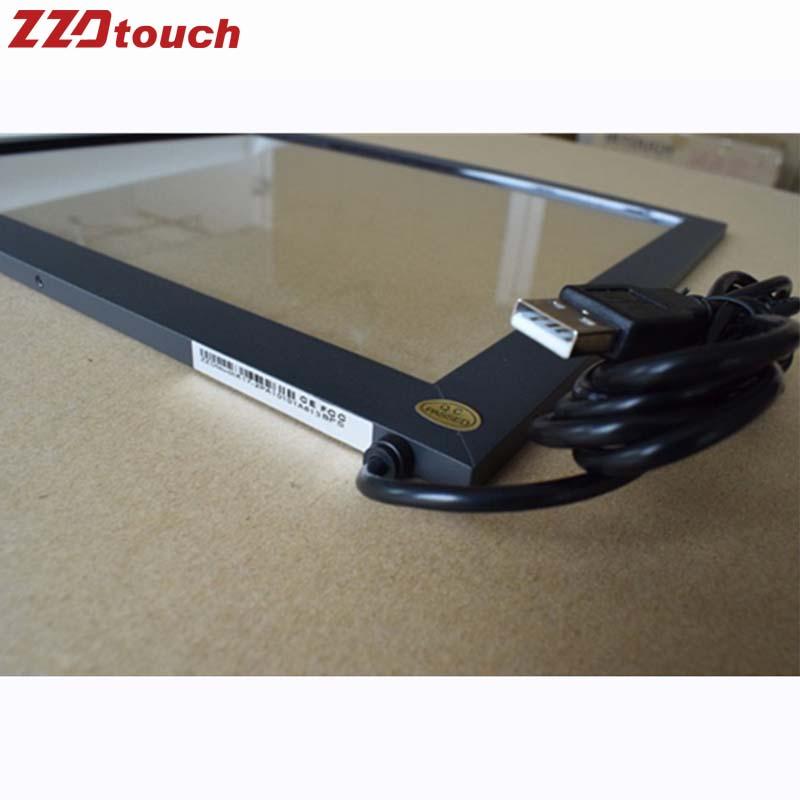 19 pouce 16:10 ir tactile superposition infrarouge écran tactile kit capteur 1 2 point tactile Étanche À la poussière trempé verre