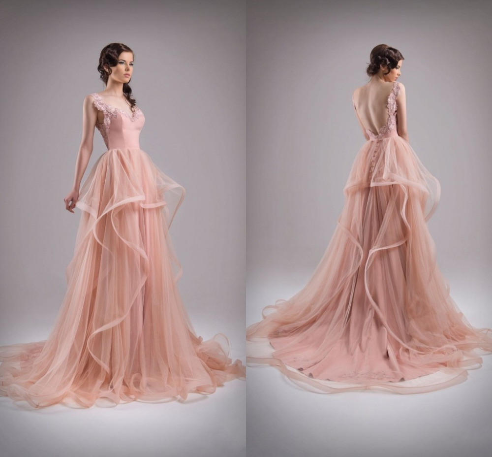 Long evening dresses online india