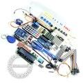 UNO R3 KIT versión Mejorada del Starter Kit RFID aprender Suite 1602 LCD para el kit diy