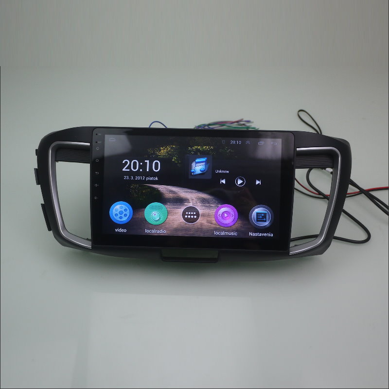For Honda For Accord 9 2013~2016 Car Android GPS Map Nav