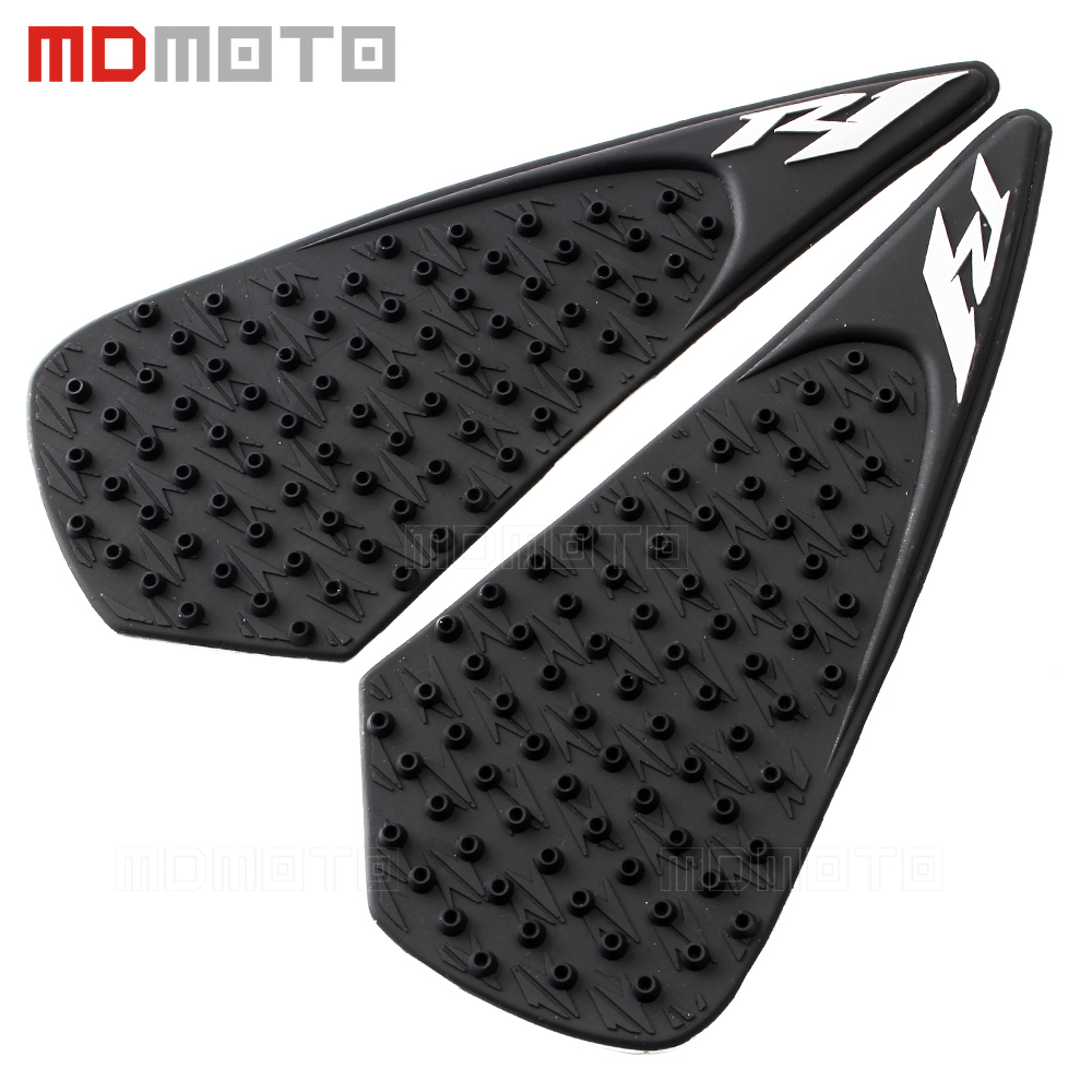 For Yamaha YZF 1000 R1 2004 2005 2006 Motorcycle Protector Anti slip Tank Pad Sticker Gas Knee Grip Traction Side Decal Stickers bjmoto for ktm duke 390 200 125 motorcycle tank pad protector sticker decal gas knee grip tank traction pad side