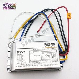 Image 3 - LED3 แผนที่Remote Controller 1000W * 3CHสูงแรงดันไฟฟ้าแพ็คเก็ตControllerไร้สายRF Sensitiveรีโมทคอนโทรล