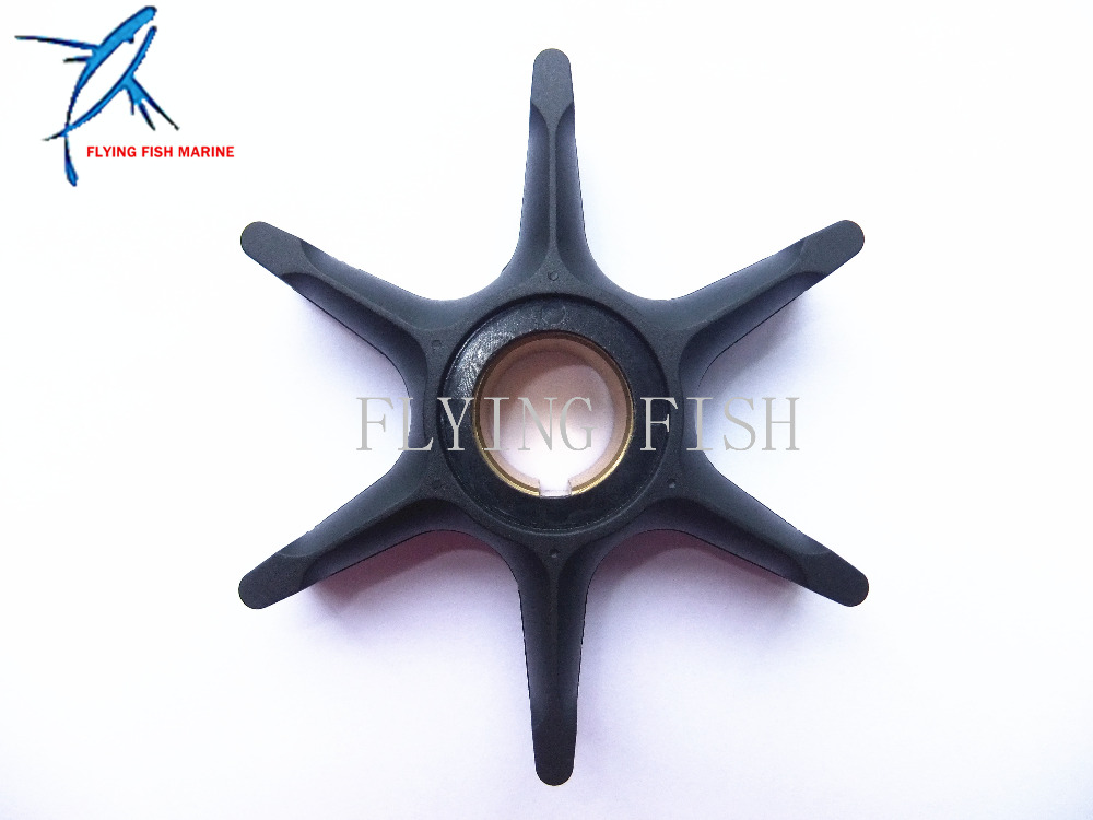 Impeller 382547 765431 18-3082  for Johnson Evinrude OMC BRP 55HP 60HP 65HP 70HP 75HP Outboard Motor Water Pump Parts, Free Ship