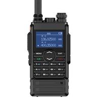 Zastone 8W dual band walkie talkie 136 174 400 480mhz 250 channels 2600mah battery hf transceiver ham cb radio