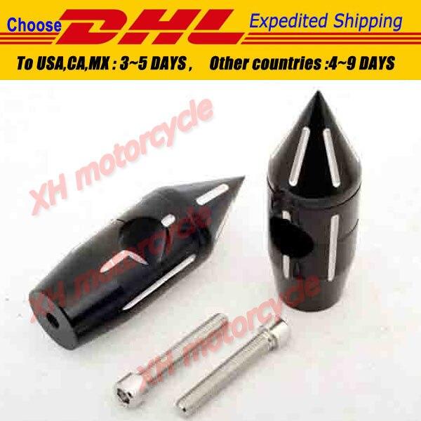 motorcycle parts 2 1 8 Handlebar Pullback Risers for Yamaha Black