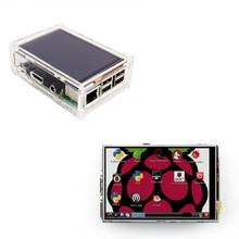 Cheap price 3.5 Pollice TFT LCD Modulo Touch screen 320*480 Per Raspberry PI 3