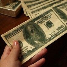 Бумажное долларов салфеток хитрый бумажных билл доллар туалетной смешные весело новинка