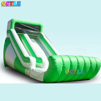 OCYLE inflatable water slide playground Bouncy Castle Bouncer Inflatable Castle Kids Baby ,Inflatable trampolin jumping bed
