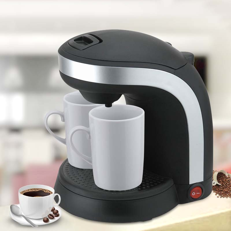 Coffee Maker No Plastic No Aluminum : 220 240V Plastic Drip coffee maker 2 cups Home Coffee/Tea machines Automatic maker Electrical ...