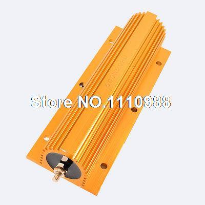 500W Power 20 Ohm Screw Tap Mounted Aluminum Housed Wirewound Resistor туфли galax galax ga016ambadr1