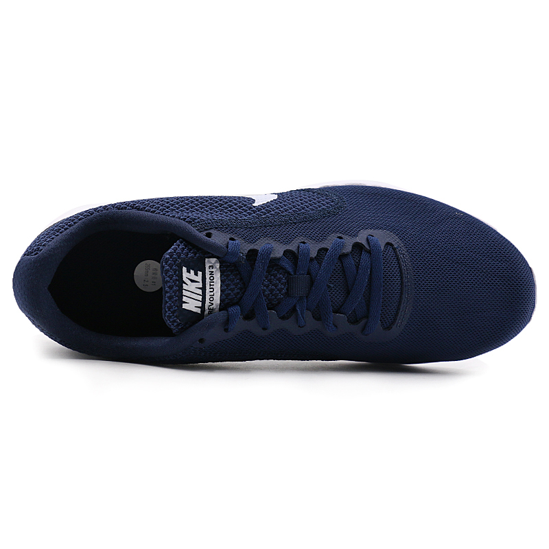 Original New Arrival Official Nike REVOLUTION 3 Breathable Mens Running Shoes Sports Sneakers