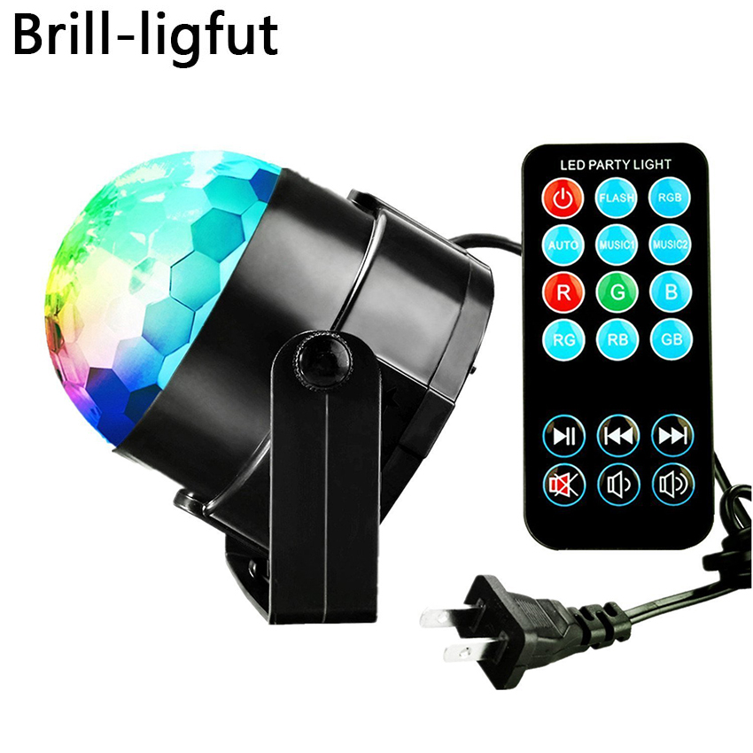7 Colors DJ Disco Ball Laser Projector Light 3W Sound Activated RGB Stage Lighting effect Lamp Christmas KTV Music Party Light7 Colors DJ Disco Ball Laser Projector Light 3W Sound Activated RGB Stage Lighting effect Lamp Christmas KTV Music Party Light