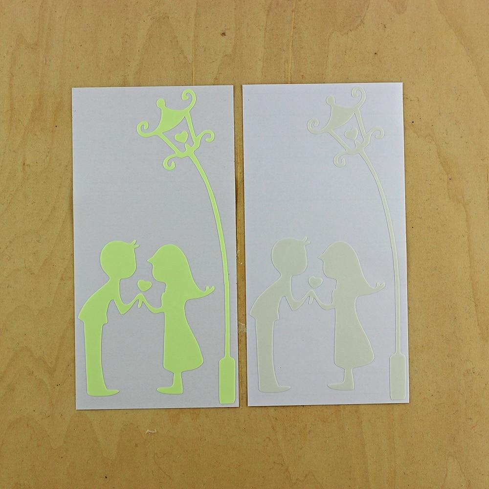 Courtship-Under-the-Lamp-Luminous-Switch-Decoration-Sticker-Romantic-Wall-Decor-Decals-Boys-Girls-Room-DIY (2)