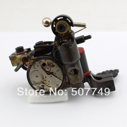 2016 Handmade Tattoo Machines & high quality tattoo machines ware house price liner and shader Free for shipping TM-820 china wholesale high quality cheap tattoo machines with best rotary tattoo machines price for permanent makeup free shipping