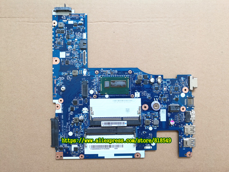 NM-A272 mainboard Fit for Lenovo G50-70 Laptop motherboard, i3 Processor onboard laptop motherboard for lenovo g50 70 nm a272 with pentium cpu on board fully tested