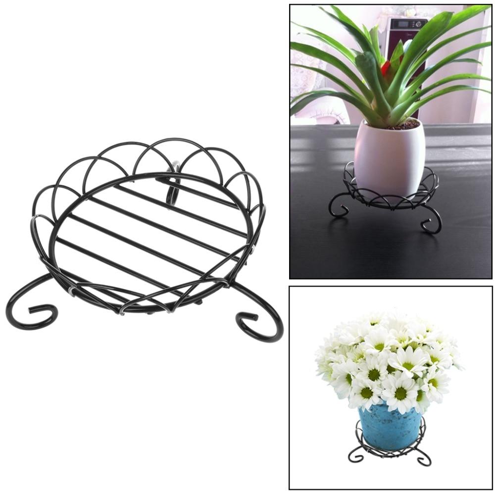 Plant Pot Stand Flowerpot Rack Holder